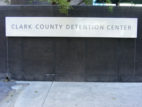Clark County Jail Las Vegas Nevada