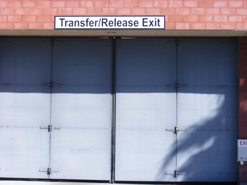 Clark County Jail Las Vegas Nevada - Transfer Release Exit