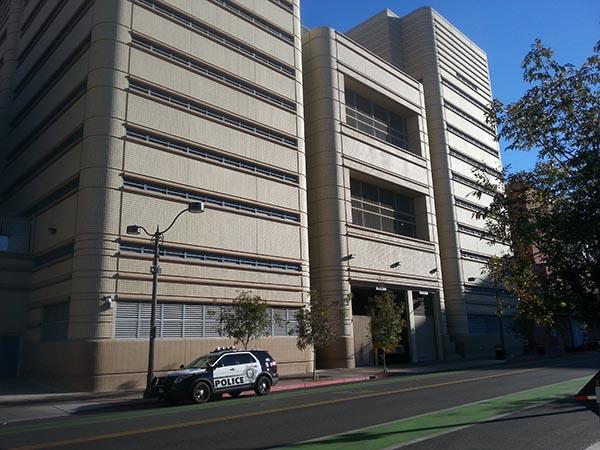 Clark County Jail Las Vegas Nevada