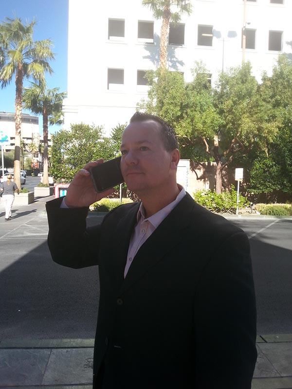 Cheap Las Vegas Bail Bondsman Marc Gabriel